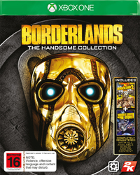 Borderlands: The Handsome Collection for Xbox One image