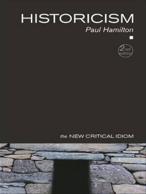 Historicism by Paul Hamilton