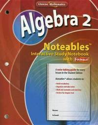 Algebra 2 by McGraw-Hill Education image