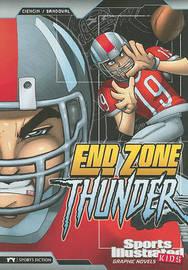 End Zone Thunder by Scott Ciencin