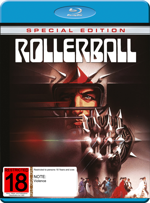 Rollerball - Special Edition on Blu-ray