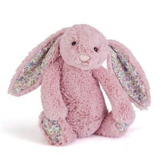 Jellycat: Bashful Bunny - Blossom & Tulip Pink image