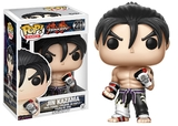 Tekken - Jin Kazama (Black & White) Pop! Vinyl Figure