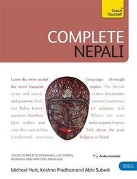 Teach Yourself Complete Nepali by Abhi Subedi