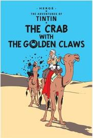 The Crab with the Golden Claws (The Adventures of Tintin #9) by Herge image