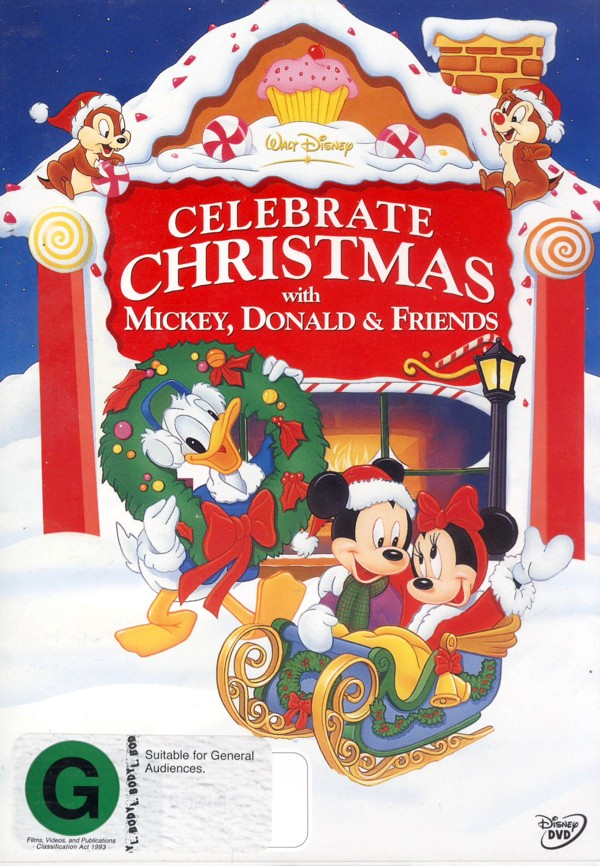 Celebrate Christmas With Mickey, Donald And Friends on DVD image