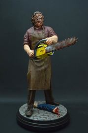 The Texas Chainsaw Massacre: Leatherface - 1:4 Scale Statue