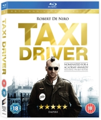 Taxi Driver on
