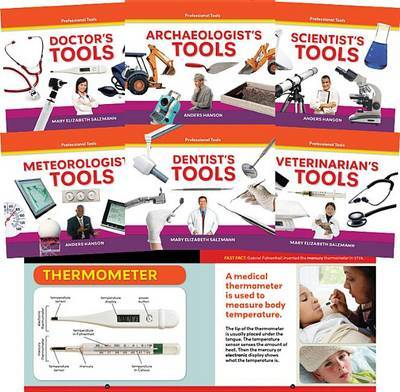 Professional Tools by Anders Hanson
