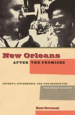 New Orleans After the Promises by Kent B. Germany image