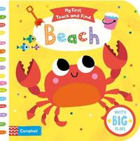 Beach by Campbell Books