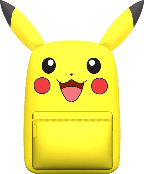 Pikachu Novelty Backpack