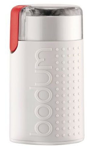 Bodum: Bistro Electric Coffee Grinder - White image