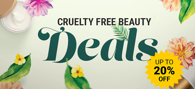 Cruelty Free Beauty Deals!