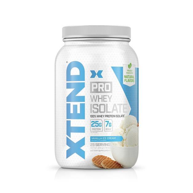 Xtend Pro Protein Powder - Vanilla Ice Cream (25 Serve)