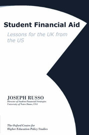 Student Financial Aid by Joseph Russo image