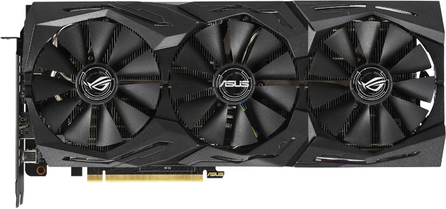 ASUS ROG Strix GeForce RTX 2070 SUPER OC Edition 8GB GPU
