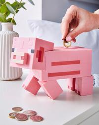 Minecraft: Pig - Money Bank