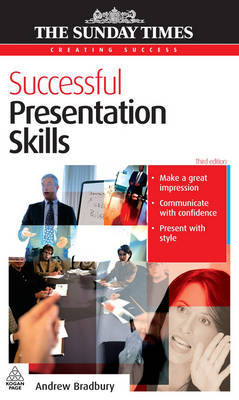 Successfull Presentation Skills by Andrew Bradbury image