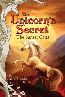 The Sunset Gates: Old Friends and New as Heart's Journey Continues: Ready for Chapters #5 by Kathleen Duey image