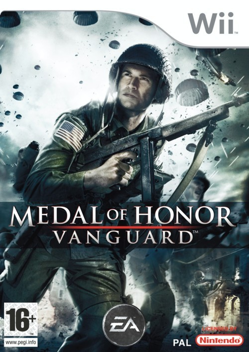 Medal of Honor: Vanguard for Nintendo Wii