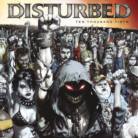 Ten Thousand Fists [Explicit Lyrics] by Disturbed