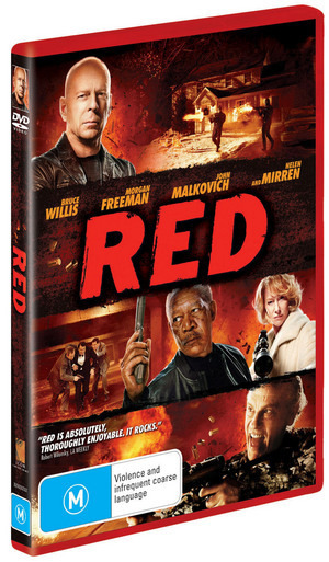 RED on DVD