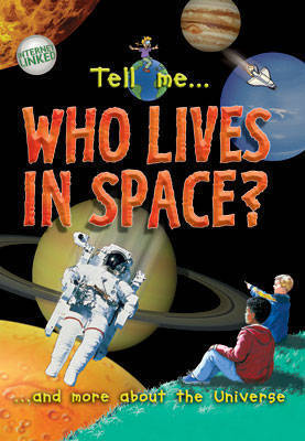 Who Lives in Space? by Clare Oliver
