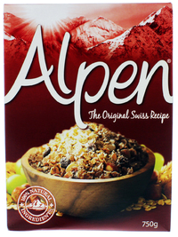 Alpen Original Cereal (750g)