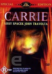 Carrie - Special Edition on DVD
