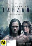 The Legend of Tarzan DVD