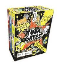Tom Gates That's Me! (Books One, Two, Three) by L. Pichon