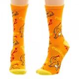 Pokemon Charmander Jrs Crew Socks