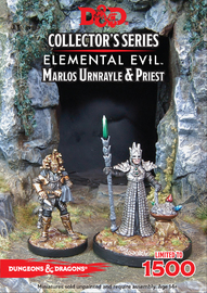 Dungeons & Dragons: Temple of Elemental Evil Marlos Urnrayle and Priest