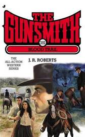 Blood Trail by J.R. Roberts