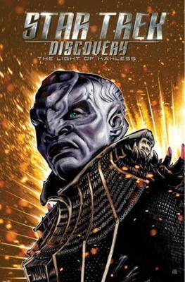 Star Trek: Discovery - The Light of Kahless by Mike Johnson