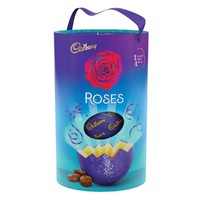 Cadbury Roses Large Easter Egg (300g)