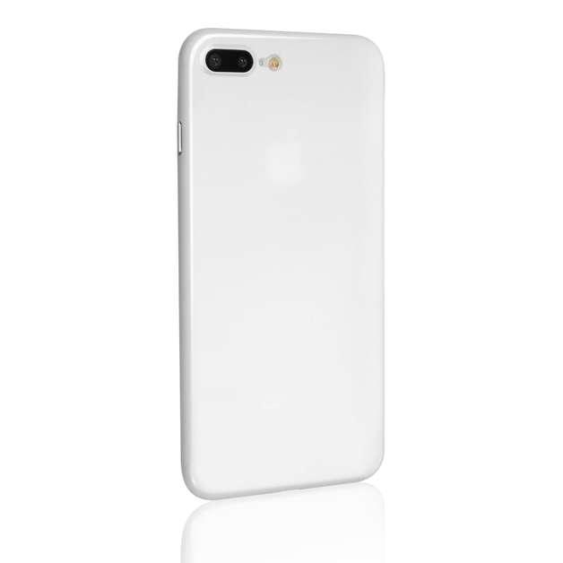 Kase Go Original iPhone 8 Plus Slim Case- White Magic