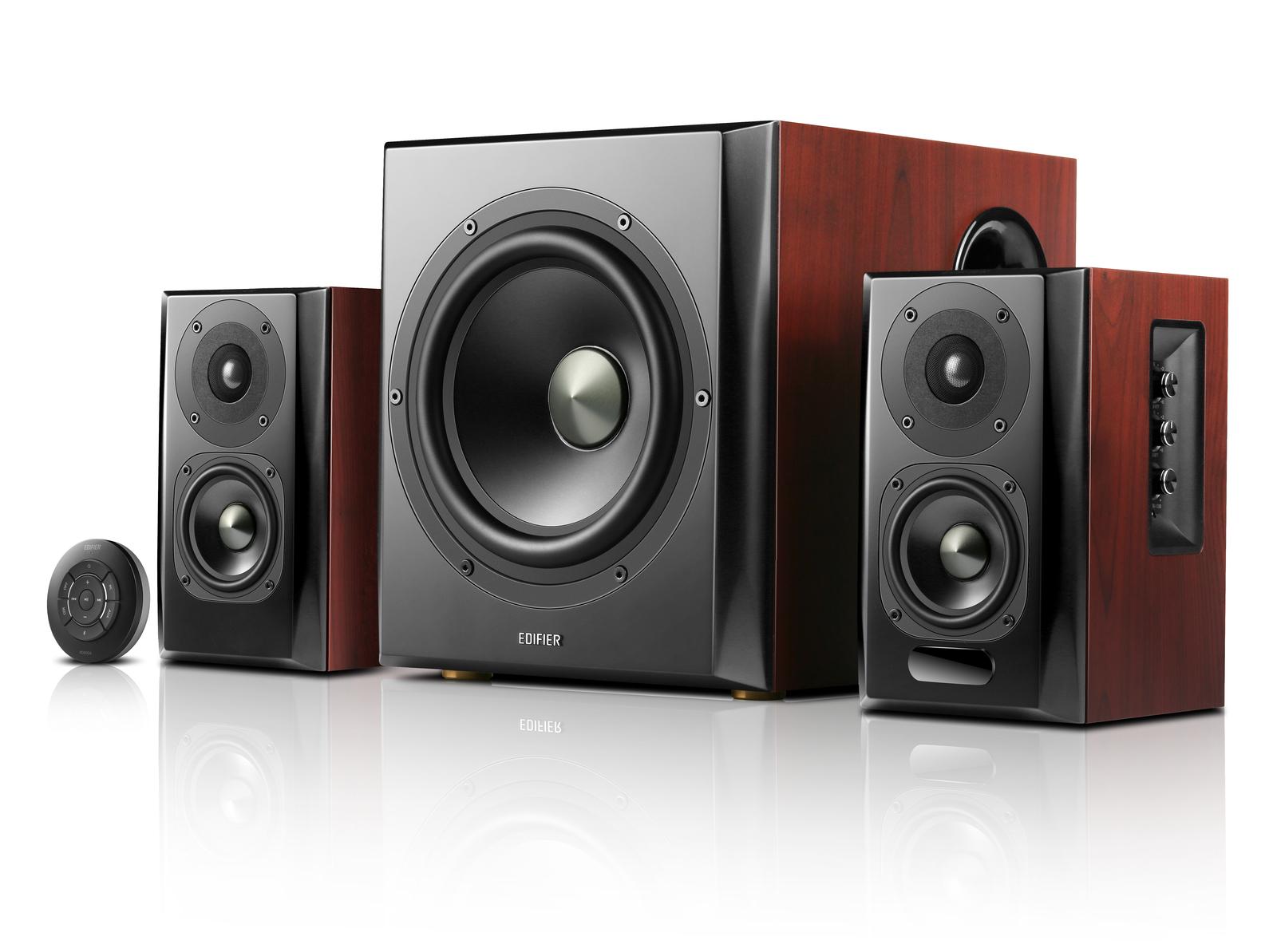 Edifier S350DB 2.1 Speakers image