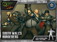 The Other Side: South Wales Borderers