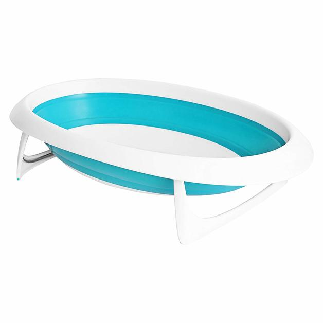 Boon Naked Bathtub - Blue/White