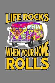 Life Rocks When Your Home Rolls by Books by 3am Shopper image