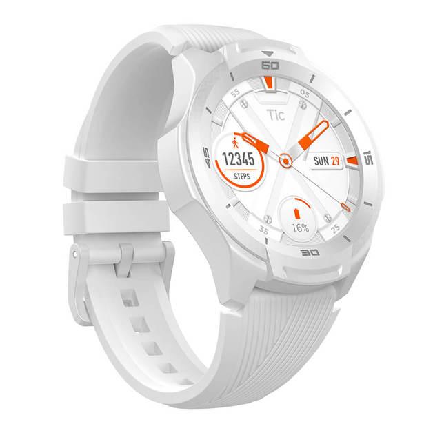 Mobvoi: Ticwatch S2 - Waterproof Smartwatch with Build-in GPS for Outdoor Activities