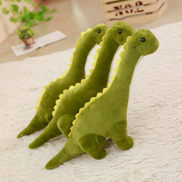 Gorilla: Brontosaurus - Green (60cm)
