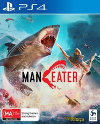 Maneater Day One Edition for PS4 image
