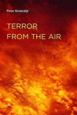 Terror from the Air by Peter Sloterdijk image