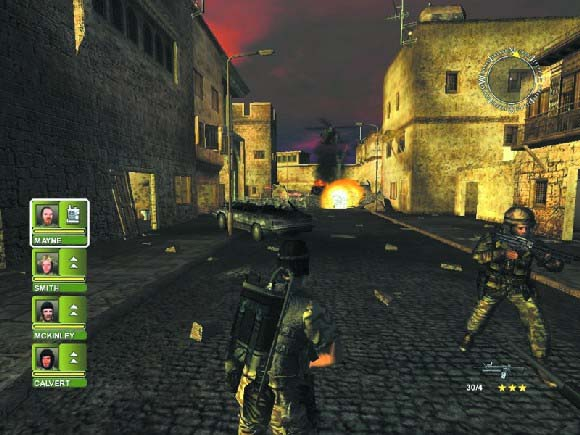 Conflict Desert Storm II for PlayStation 2 image