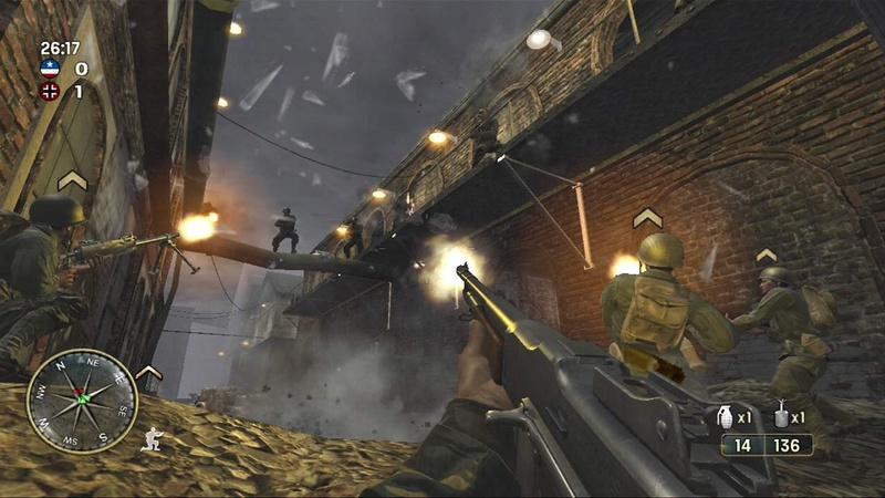 Call of Duty 3 for PS3 image