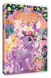 My Little Pony 2: Princess Promenade on DVD