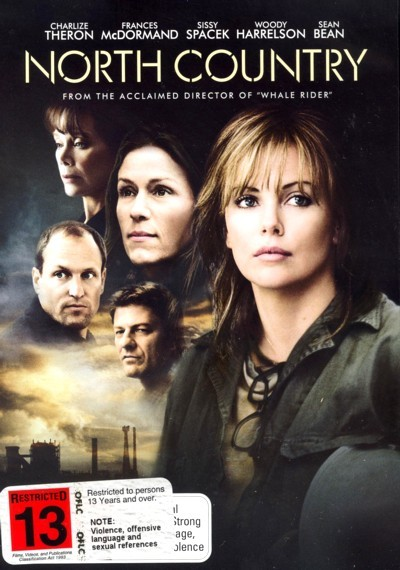 North Country on DVD